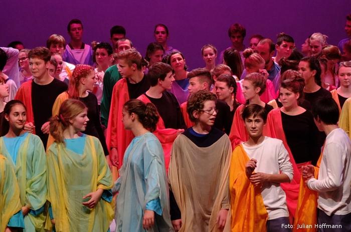 Mitwirkende Schweizer Jugend Eurythmie Festival