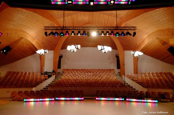 Saal RSSZO Wetzikon (Foto Julian Hoffmann)